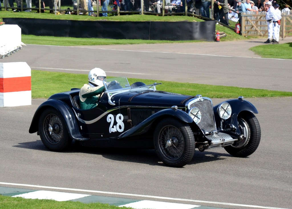 1925 Vauxhall 30/98 Brooklands Special