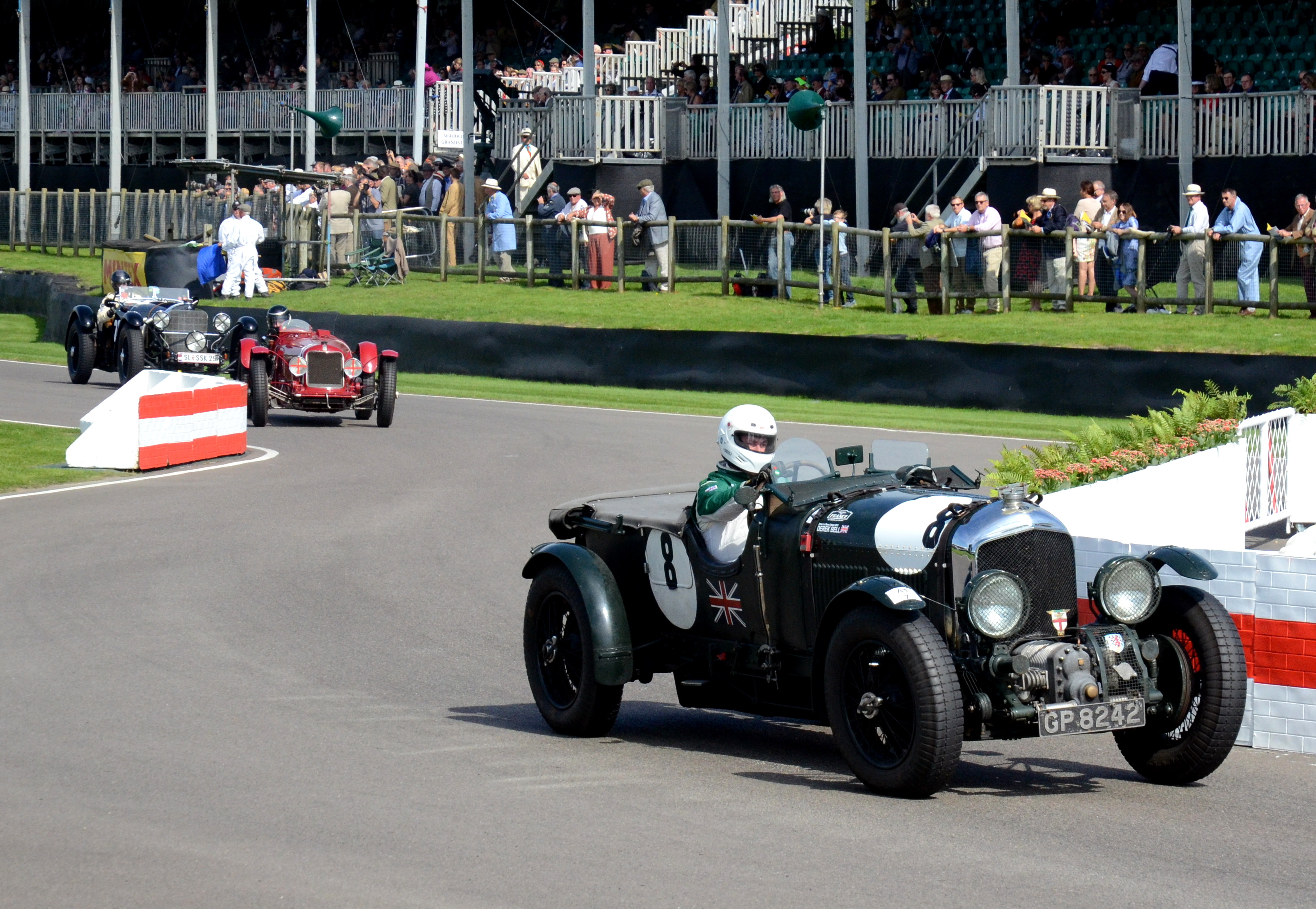 Brooklands Trophy - Goodwood Revival 2015 - Join The World