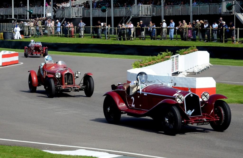 1932 Alfa Romeo 8C 2300 MM, 1932 Alfa Romeo 8C 2600 Muletto.