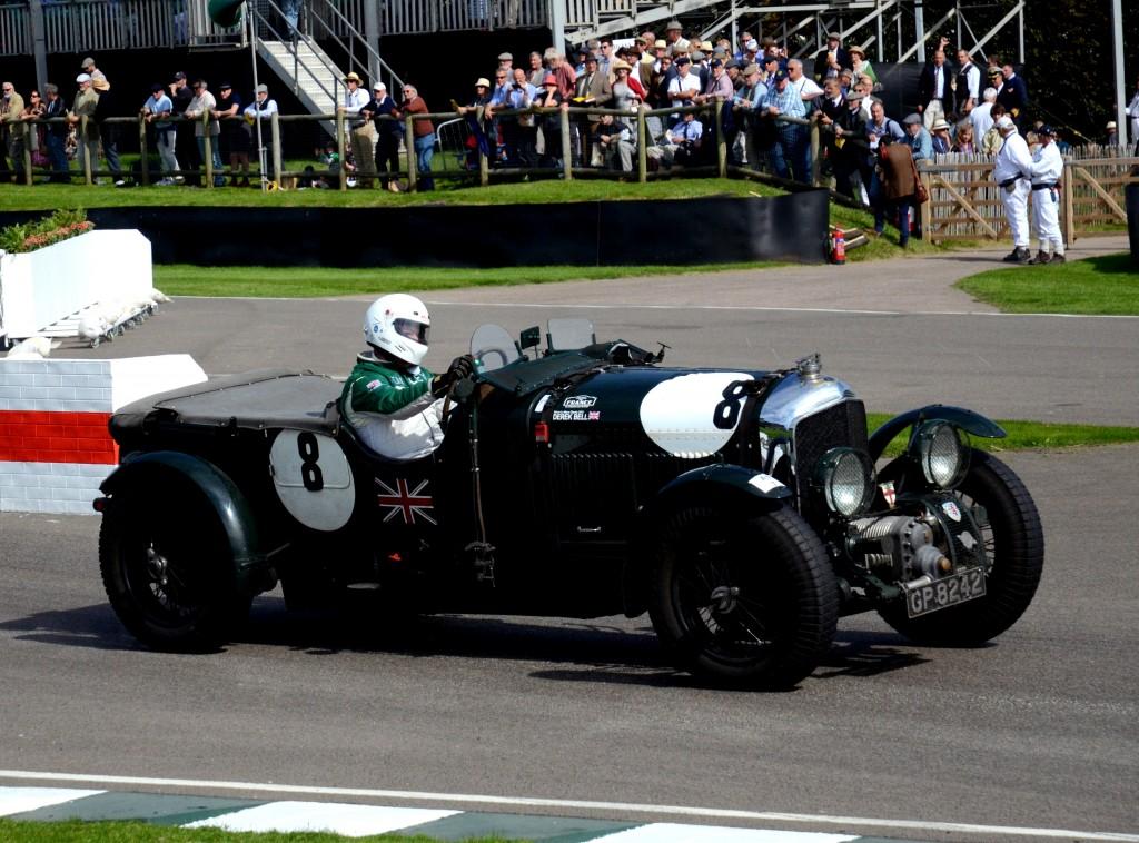 """1929 Bentley 4.5 Litre """"Blower"""""""