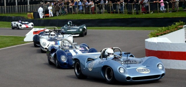 The Whitsun Trophy – Goodwood Revival 2015