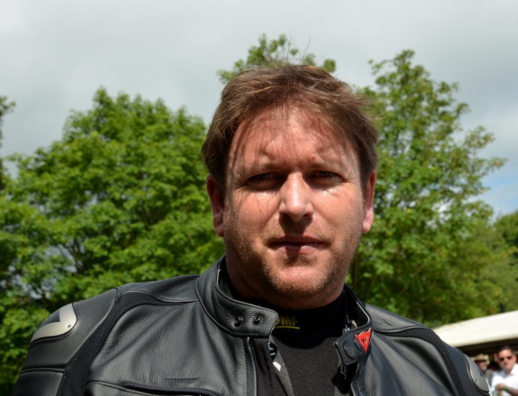 James Martin at Goodwood Festival