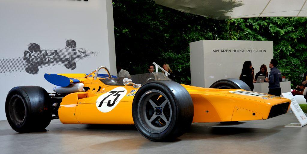 McLaren M15 Indy Car