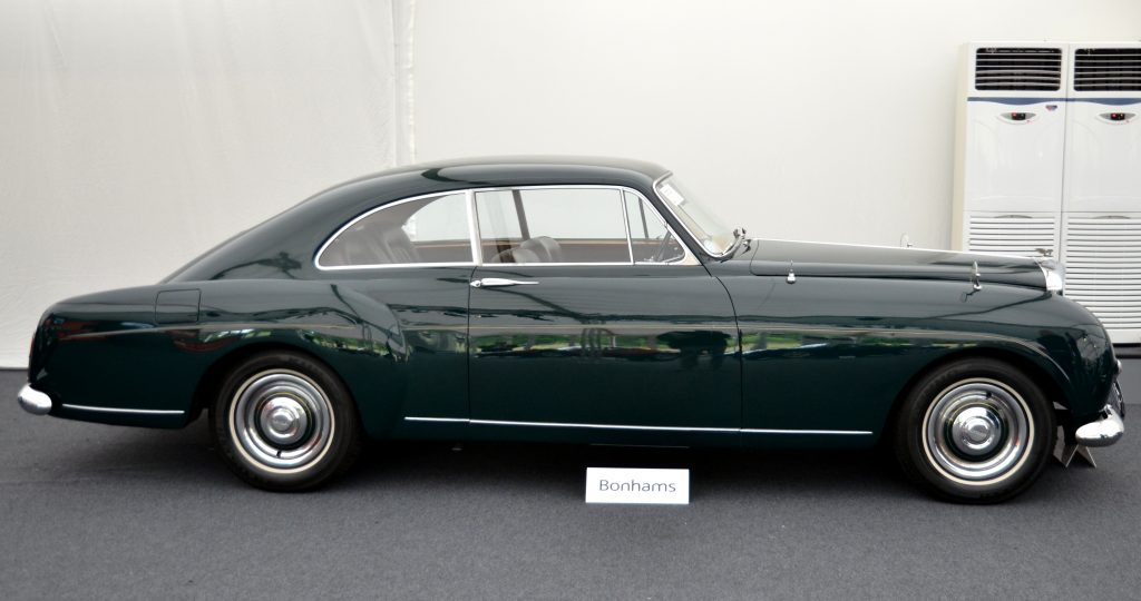 1957 Bentley S-series Continental Sports Saloon