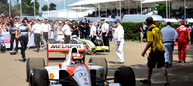 McLaren – Goodwood Festival of Speed 2016