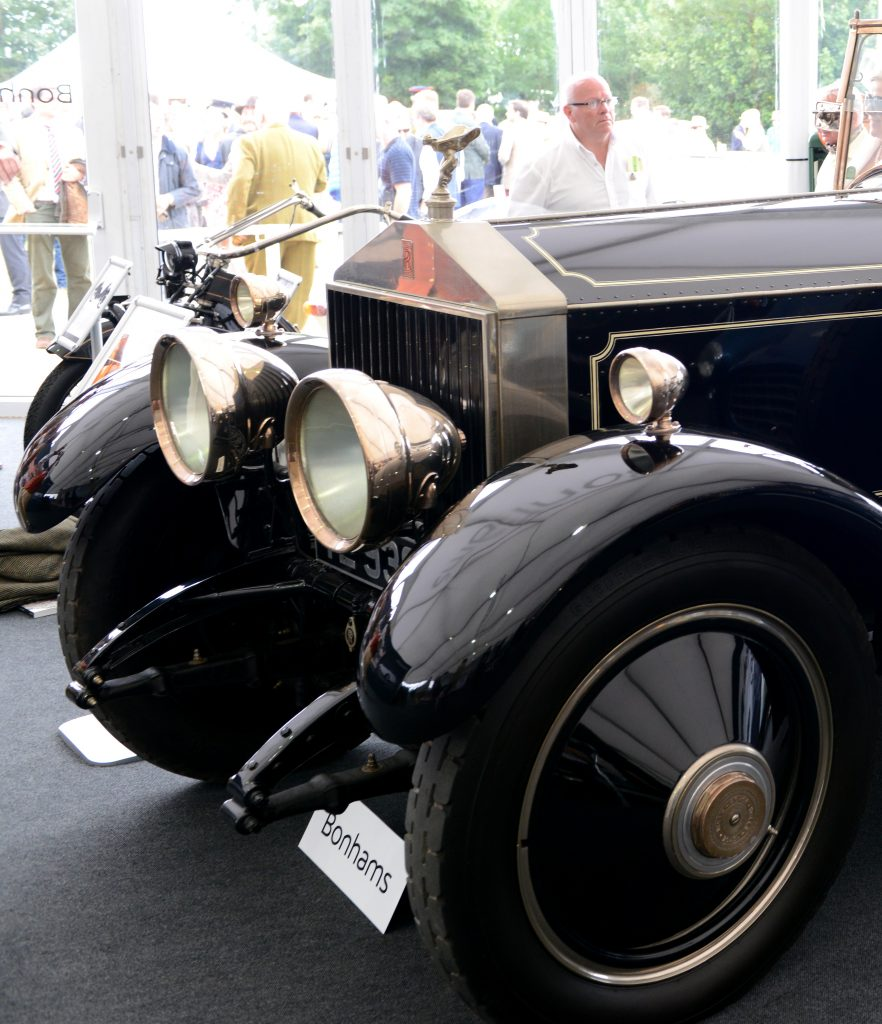 1926 Rolls Royce Phantom 1