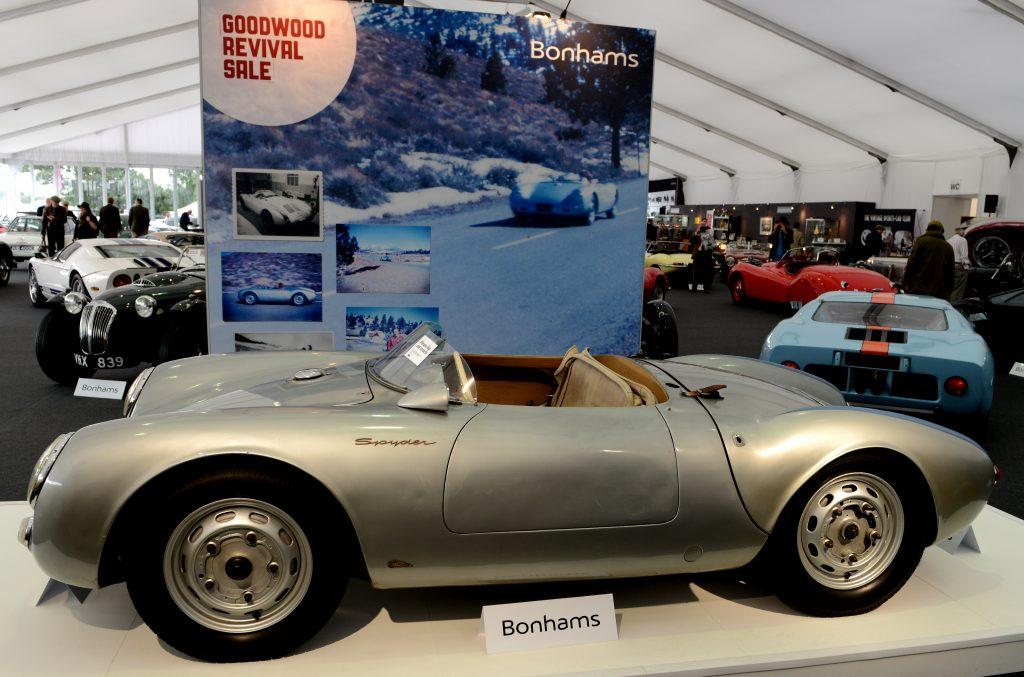 1956 1.5 Litre Type 550 Porsche
