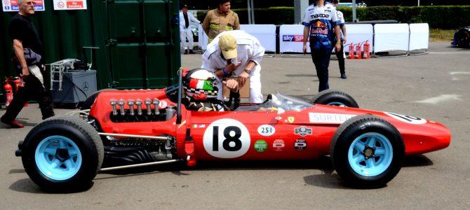 Modern and Historic Motor Racing Goodwood Festival of Speed – Ferrari, McLaren, Mercedes, Porsche
