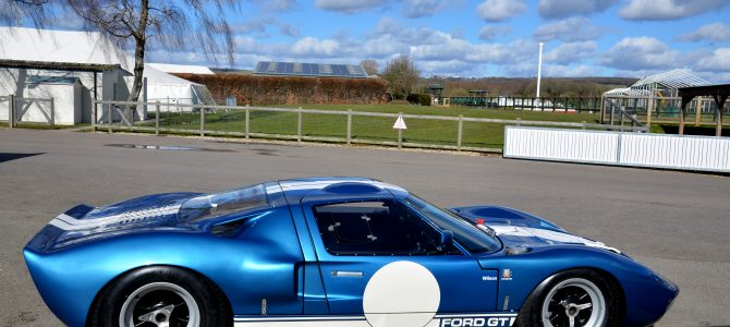 Host of Top Motorsport Names in Action at 76th Goodwood Members Meeting