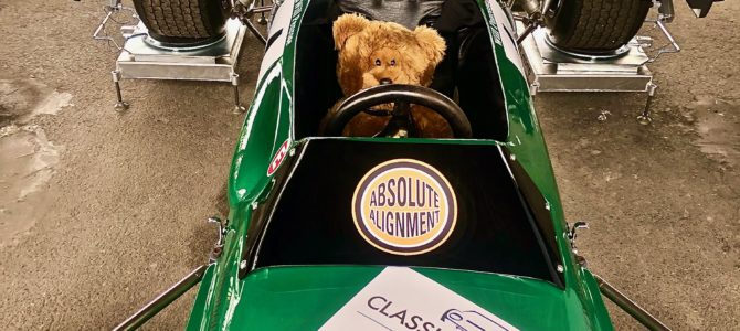 Hemel Bear on Goodwood's Members Meeting 2019