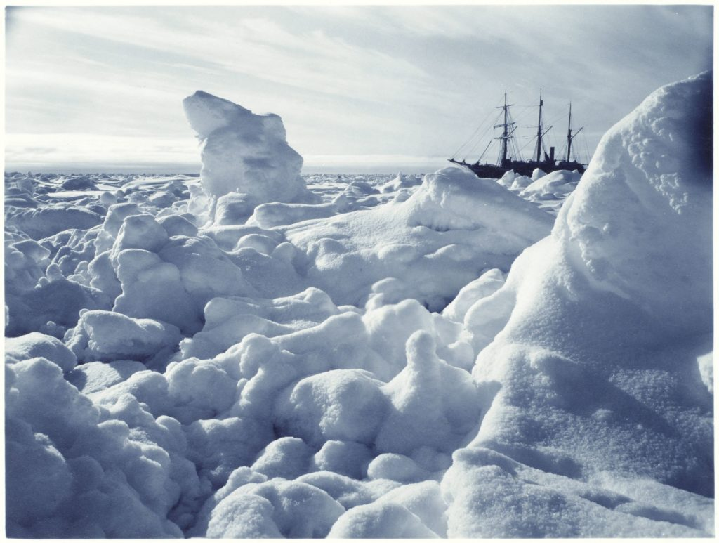 Shackleton's Antarctic Expedition by Frank Hurley